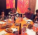 ג'יאקונדה מארחת לערבי יין